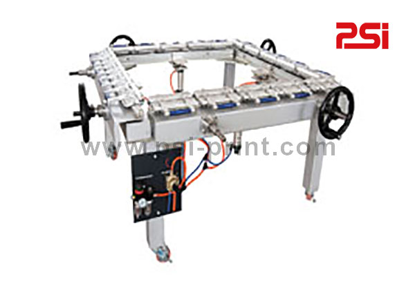 T1215/T1618 Mesh stretching machine