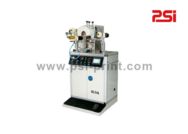 H104 Hot Stamping Machine for cap lines