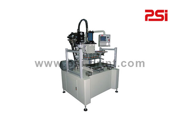 HH400/600 hot stamping machine with hydraul ic system
