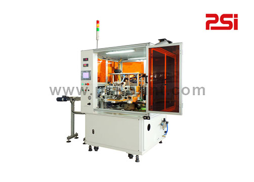 S2F   2 color automatic screen printer for flat products