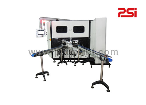 SS2H1  All servo motor driven automatic screen printer and hot stamping machine