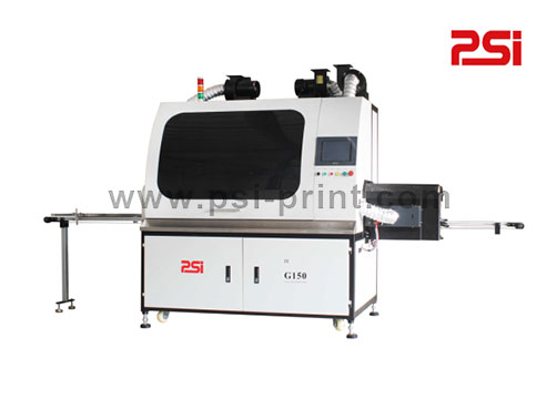 G150 multi colors screen printer